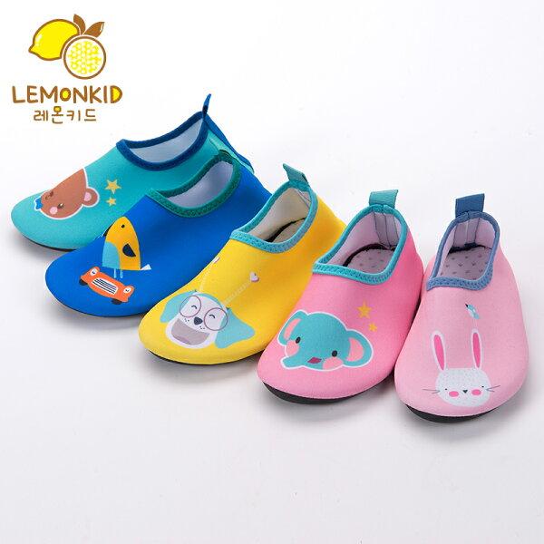 Lemonkid◆兒童速乾透氣泳鞋沙灘鞋
