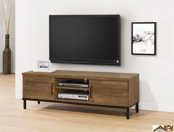 亞倫傢俱*普瑞特5尺電視櫃