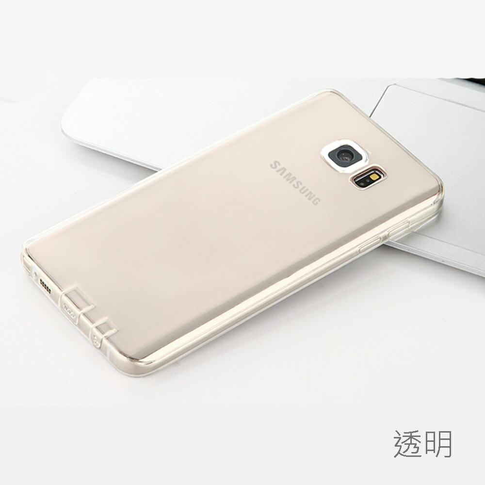 Samsung Galaxy Note 5 高質感雙料材質 透明TPU+PC手機殼/保護套 0