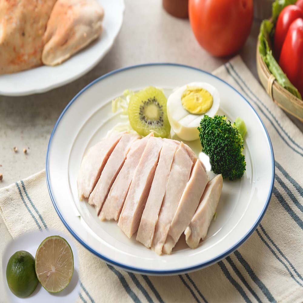 檸檬嫩雞包150g / 運動補充 / 水煮 / 即食包 / 低熱量 / 高蛋白 / 減脂健身 0