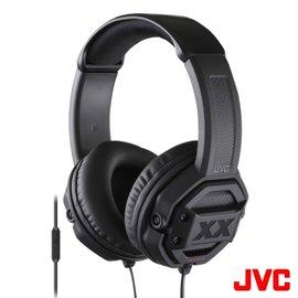 志達電子 HA-MR60X JVC XX系列 極限重低音智慧型線控耳罩式耳機(線控/麥克風) For Android/Apple