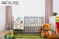 【Rockland】喬依思4合1嬰兒床(附贈床墊+床側護欄)-4色-安琪兒婦嬰百貨-媽咪親子推薦