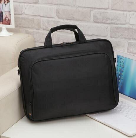 筆電包聯想防震筆記本包14寸15寸15.6英寸17寸肩背包商務包手提男女電腦包♠極有家♠