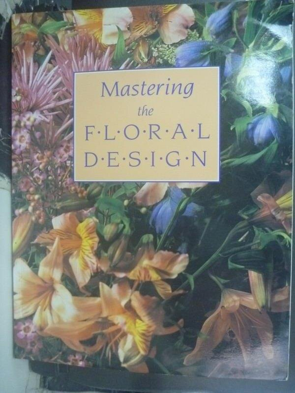 ~書寶 書T2/美工_YDU~Mastering the Floral Design_Ro