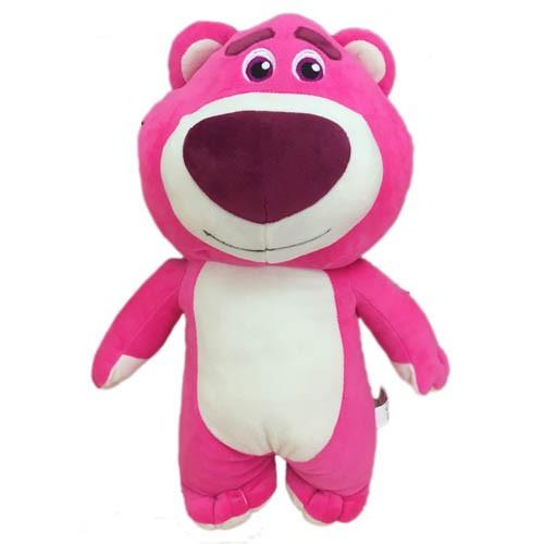 【真愛日本】14051200001  3號全身長抱枕40cm熊抱哥 玩具總動員 絨 布偶 絨毛玩偶