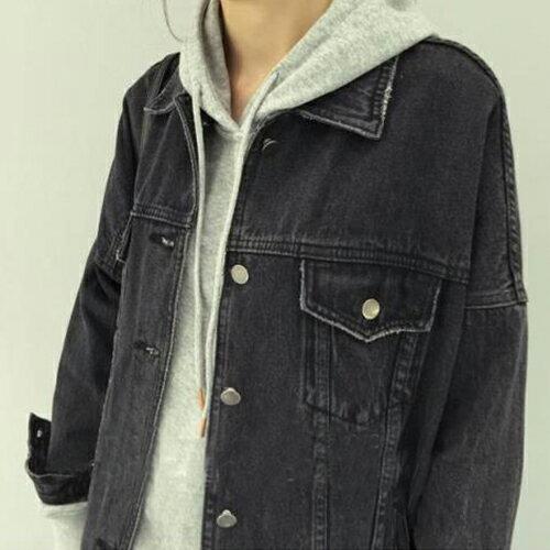外套 - 衣緣小破壞感雙口袋牛仔長袖外套【29174】藍色巴黎《2色》現貨 + 預購 1
