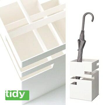 HOME WORKING:tidy白色幾何鏤空傘架