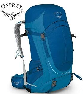 台北山水戶外用品專門店:OspreySirrus36登山背包郊山背包透氣網架背包女款高峰藍10000821台北山水