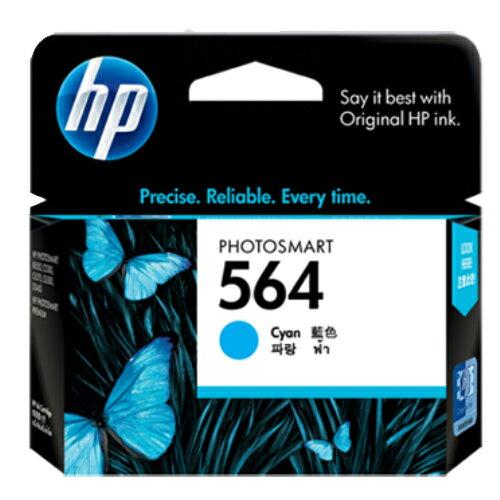 ~HP 墨水匣~HP CB318WA NO.564 藍色 墨水匣
