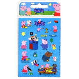 粉紅豬小妹磁貼遊戲包-Peppa Pig's Magnets