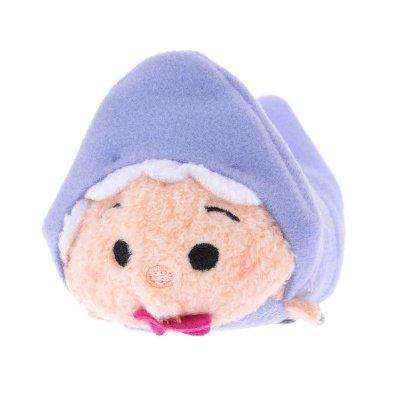 【真愛日本】15111900001 限定DN tsum娃S-神仙教母 迪士尼專賣店限定 疊疊樂 玉手娃 娃娃 擺飾 收藏