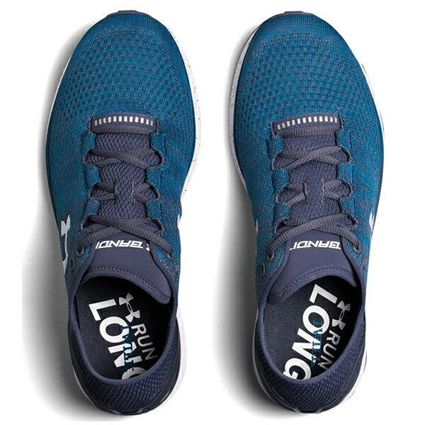 《出清59折》Shoestw【1295725-953】UNDER ARMOUR UA 慢跑鞋 Charged Bandit 3 漸層 湖水藍 男生尺寸 1