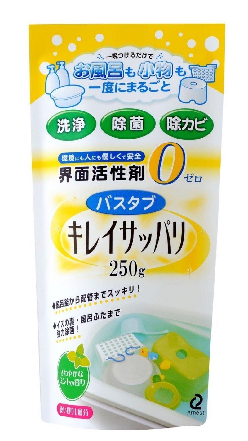 family2日本生活精品館 日本品牌【Arnest】懶人浴缸清潔劑