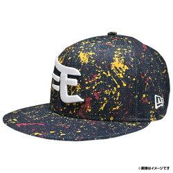日本職棒 東北樂天金鷲隊×NEW ERA LOGO 聯名塗鴉棒球帽/d0400225。1色。(6750)日本必買代購/日本樂天