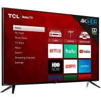 Deals on TCL 55R615B 55-inch 4k Uhd Roku Smart TV Refurb