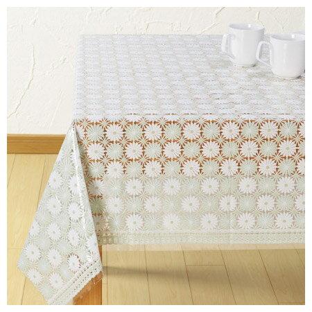 PVC桌布 DAYLIGHT GR 130×170 NITORI宜得利家居