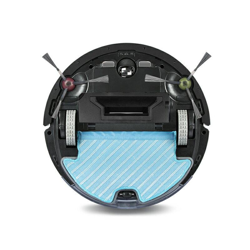 【送全套配件+清潔布組】科沃斯ECOVACS DEEBOT OZMO 900 WIFI雷射智慧機器人 掃地機 聯強公司貨 5