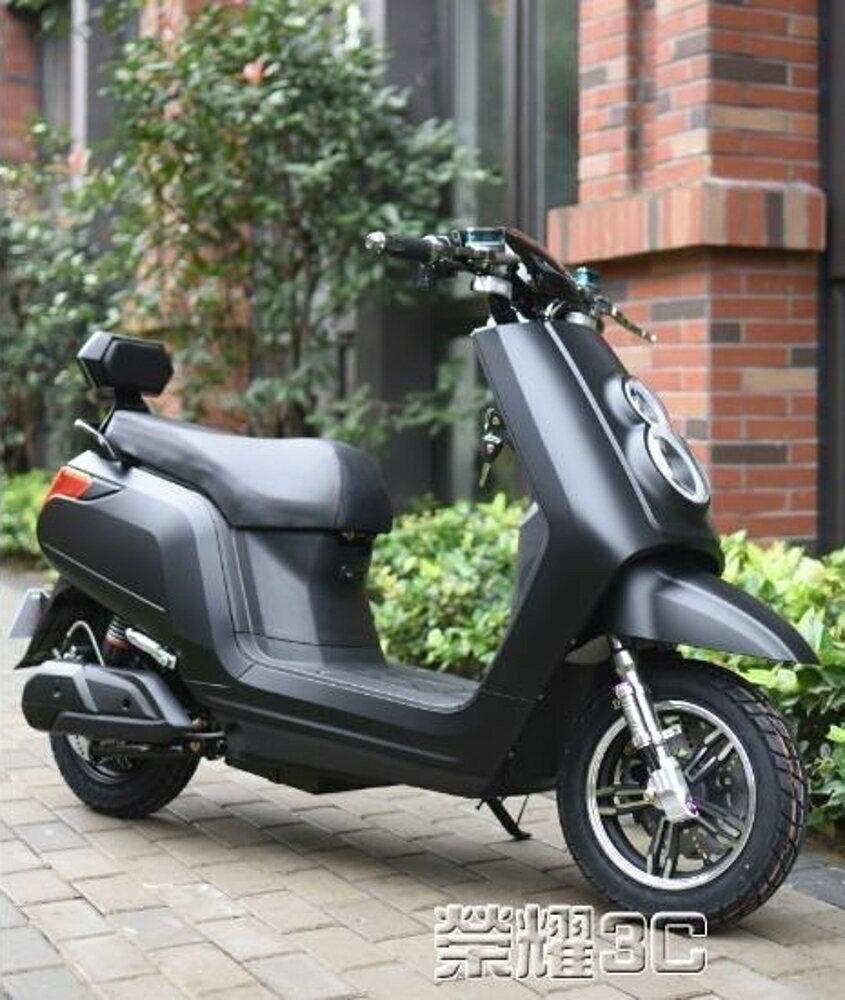 電動機車 6072鋰電池小龜王N2電動車 男女電動踏板車 JD 清涼一夏特價