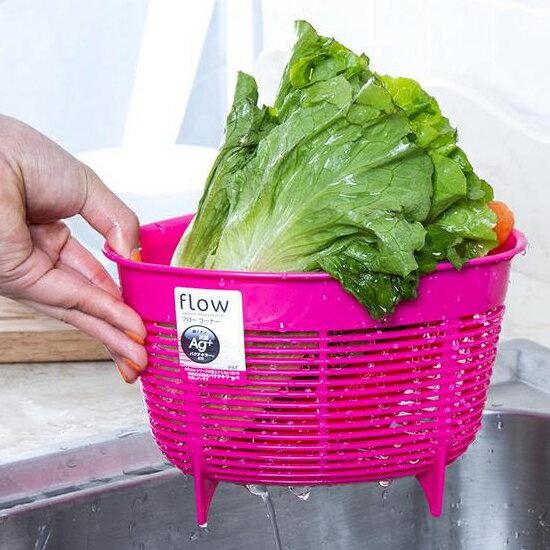 ♚MY COLOR♚三角形鏤空瀝水架 水果 食材 收納 廚房 水槽 清洗 洗菜 蔬菜 篩子