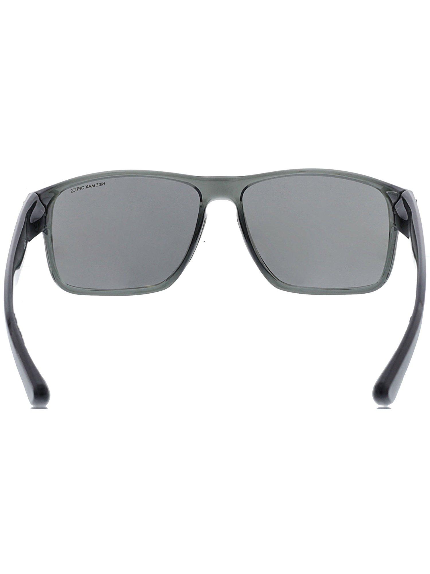 bc1790dd094cb AreaTrend  Nike Men s Mirrored Mavrk Grey Rectangle Sunglasses ...
