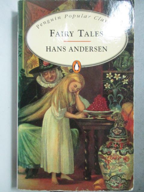 ~書寶 書T4/原文小說_HBL~Fairy Tales _Hans Christian