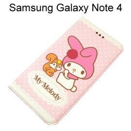 美樂蒂彩繪皮套  栗鼠  Samsung Galaxy Note 4 N910U~三麗鷗