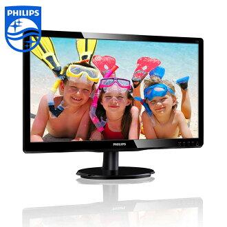 【點數最高 10 倍送】PHILIPS 飛利浦 20型 200V4QSBR LED 液晶螢幕顯示器