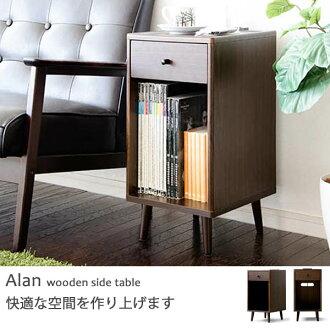 日本/床頭櫃/收納櫃 艾倫插座多用途邊櫃 MIT台灣製 完美主義 【X0004】