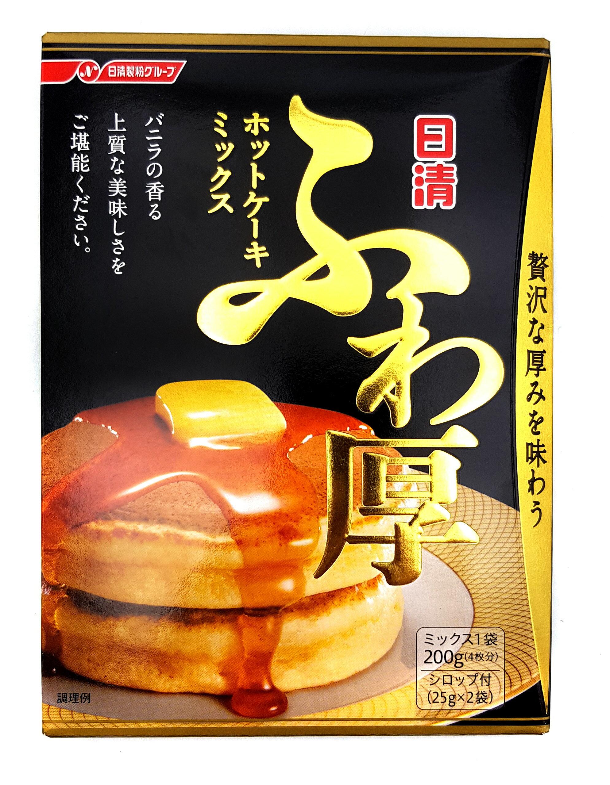 《Chara 微百貨》日本 森永 日清 Pioneer 北海道 舒芙蕾 鬆餅粉 抹茶 250g 鬆餅 極致 糖漿 4