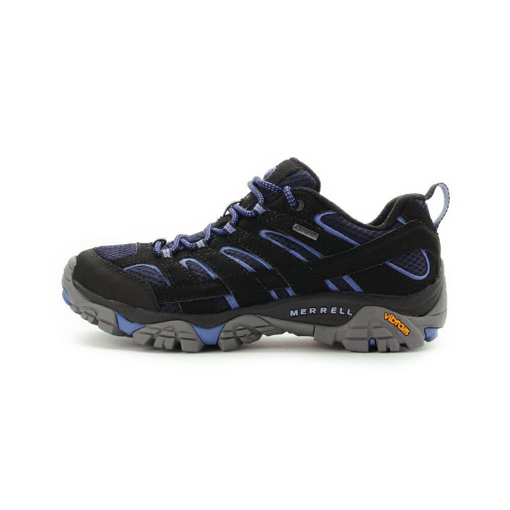 MERRELL MOAB 2 GORE-TEX 戶外多功能鞋防水鞋 深藍 / 藍 ML12134 女鞋 1