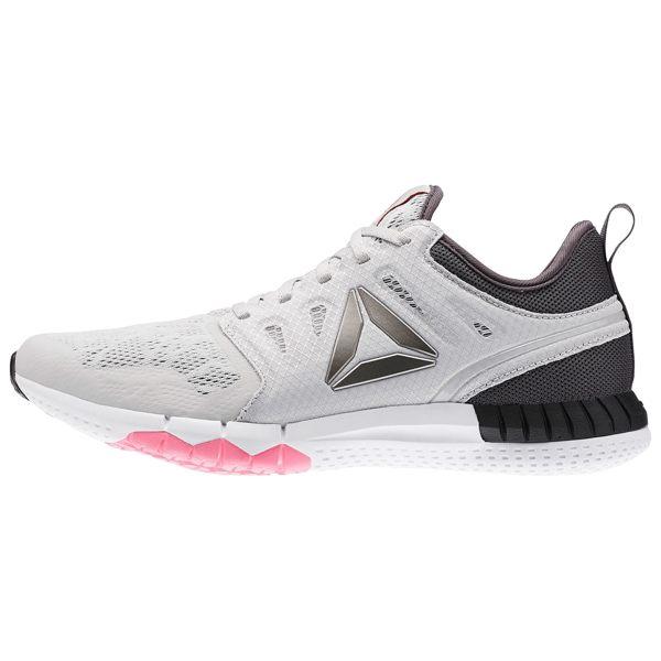 REEBOK ZPrint 3D EX 女鞋 慢跑鞋 運動 輕量 灰 黑 白 【運動世界】 AR2926