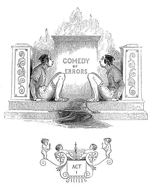 Posterazzi: Comedy Of Errors Nthe Twin Attendants Dromio