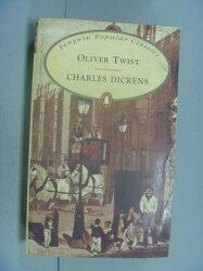 【書寶二手書T3/原文小說_LDV】Oliver Twist _DICKENS