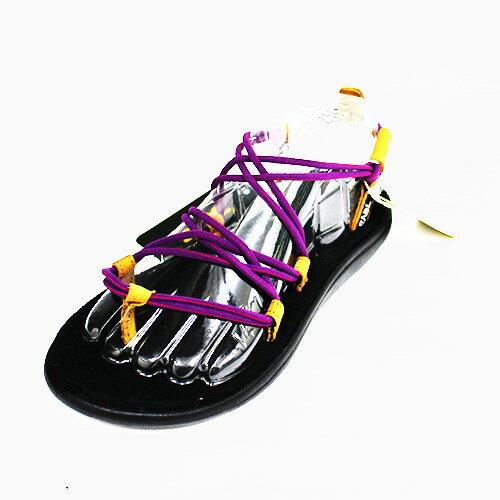 TEVAVOYAINFINITY超輕量編織帶羅馬涼鞋TV1019622BYSB莓果紫[陽光樂活]