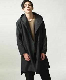 長大衣CHARCOAL