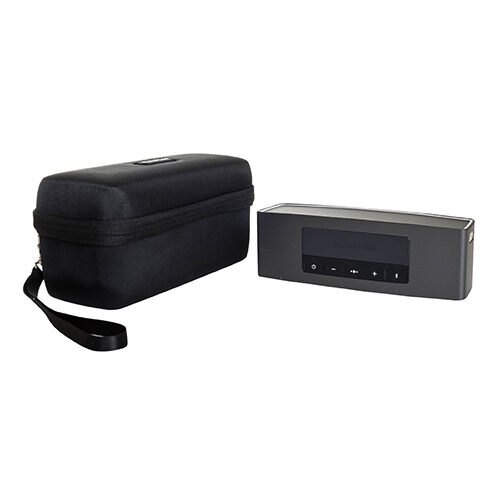 【美國代購-現貨】Caseling Hard Case Bose Soundlink Mini I/II 無線藍芽喇叭專用 (手提式收納盒)
