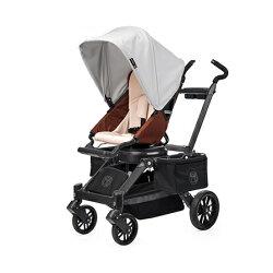 Orbit baby G3 咖啡座椅 功能超級強大的全方位嬰兒推車-mocha slate★衛立兒生活館★
