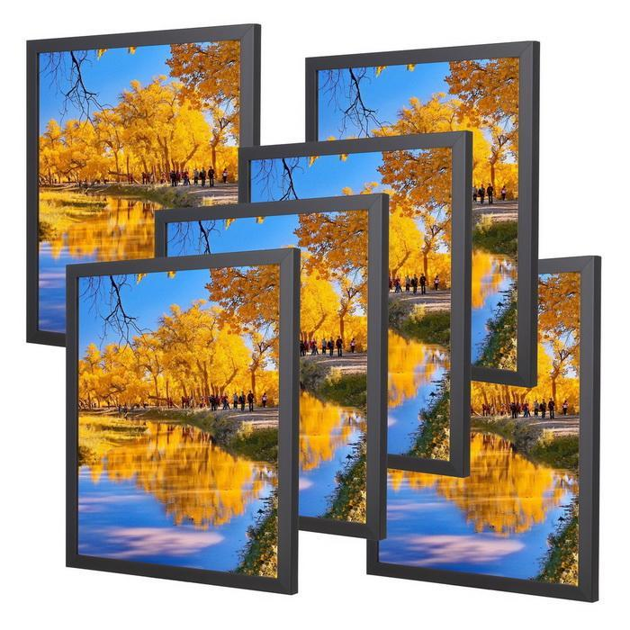 6 Pieces 12inch Wall Hanging Decor Picture Frame 1