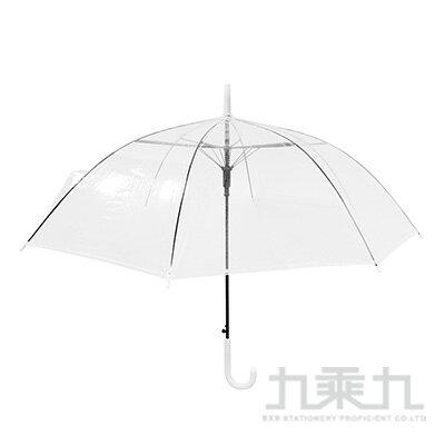KINYO 透明環保自動傘 KU8015