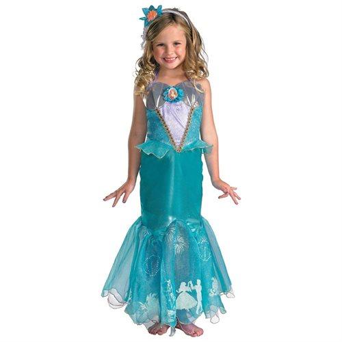 Storybook Ariel Prestige Toddler / Child Costume 0