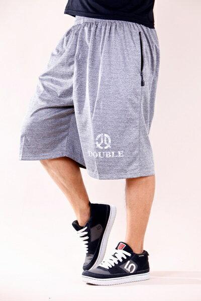 【CS衣舖 】加大尺碼 吸濕排汗 極度快乾 舒適 吸汗 機能運動短褲 伸縮腰圍 2807 7
