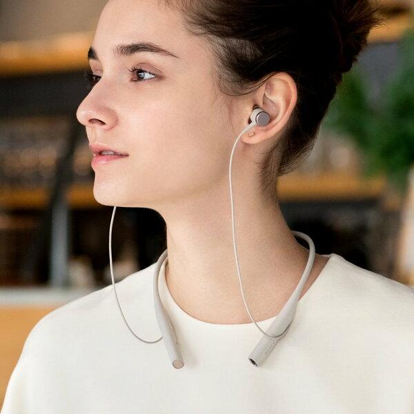 【神腦公司貨】SONYSBH-90CSBH90原廠兩用USB頸掛式立體聲藍芽耳機TYPE-C充電