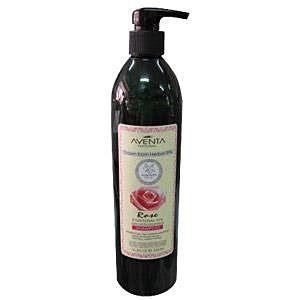 香水1986☆AVENTANATURAL玫瑰護色保濕洗髮精500ml
