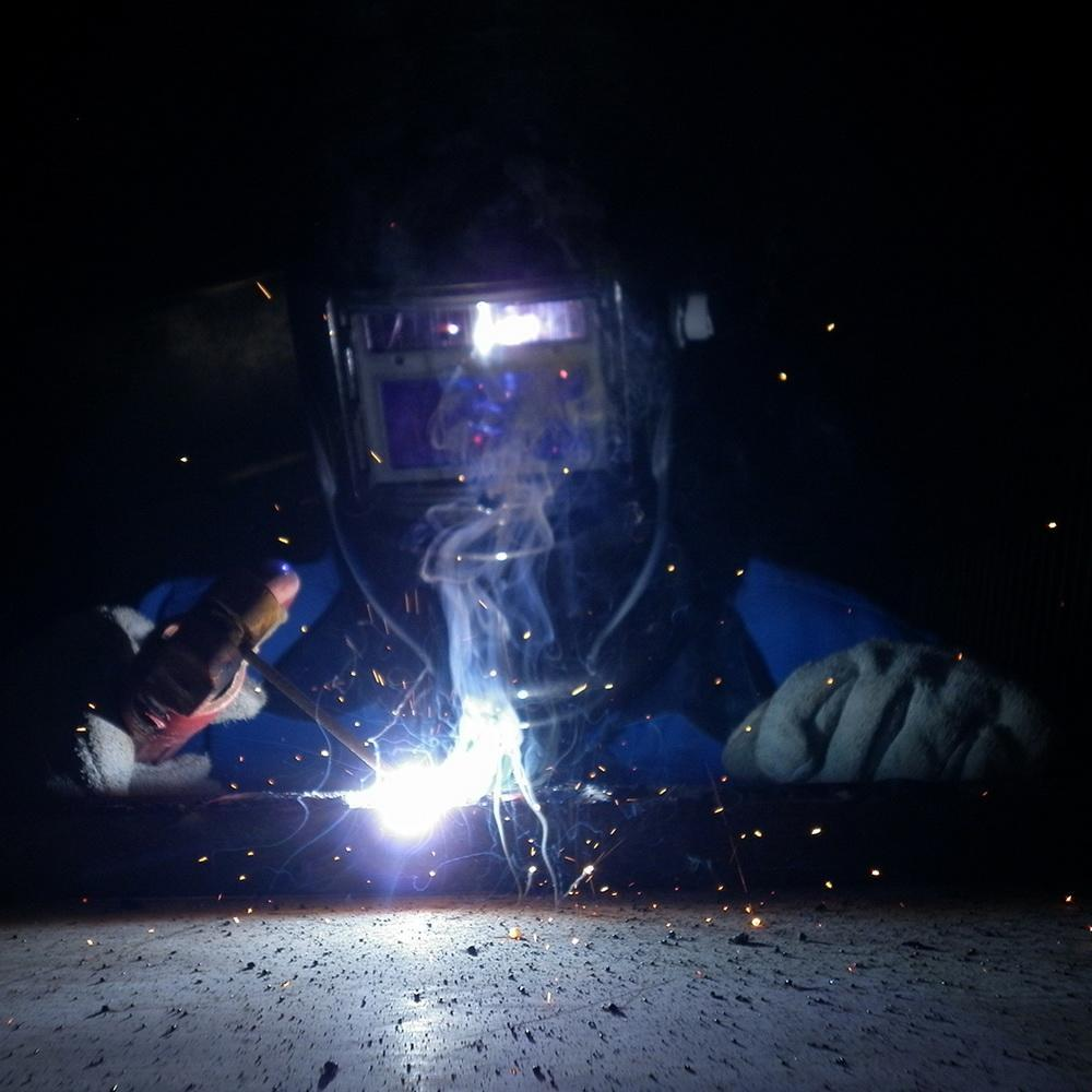 Professional Arc Tig Mig Solar Auto-Darkening Welding Helmet Mask 3