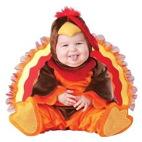 Lil' Gobbler Halloween Costume - Size: 18 Months-2T 0