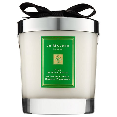 *禎的家*英國 Jo Malone 香氛蠟燭 200g 松樹與尤加利