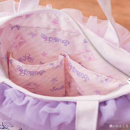 尼德斯Nydus 日本 東京迪士尼海洋限定 達菲熊 Duffy 史黛拉兔 Stella Lou 手拿包 包包 側背包 2