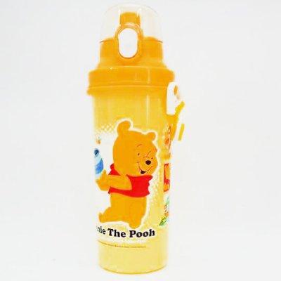 【真愛日本】14091300023 680cc彈蓋水壺-?尼 迪士尼 小熊維尼 POOH 維尼熊