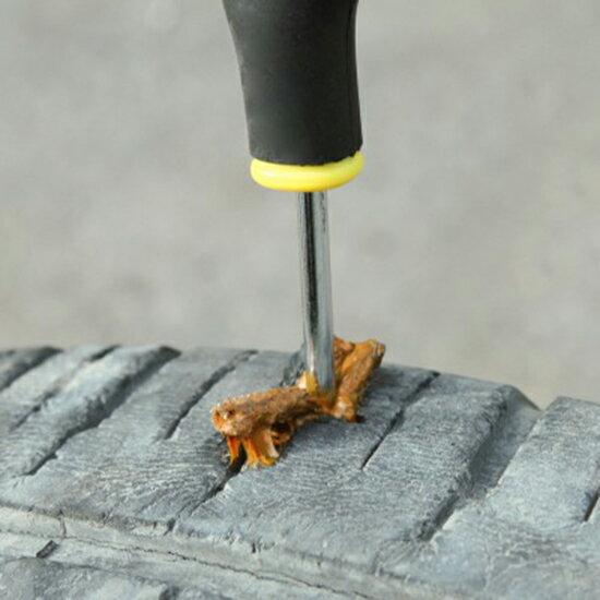 ?MY COLOR?車用補胎工具套裝 輪胎 摩托車 電動車 汽車 補胎膠條 快速 破風 道路救援 【N02】