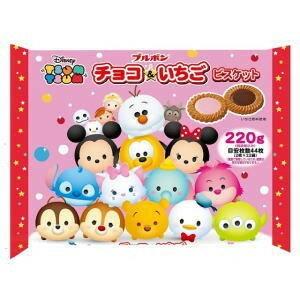 北日本迪士尼雙味巧克力餅220g